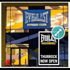 Everlast Fitness Club - Turn Back Time Cosmetics - Thurrock, Lakeside